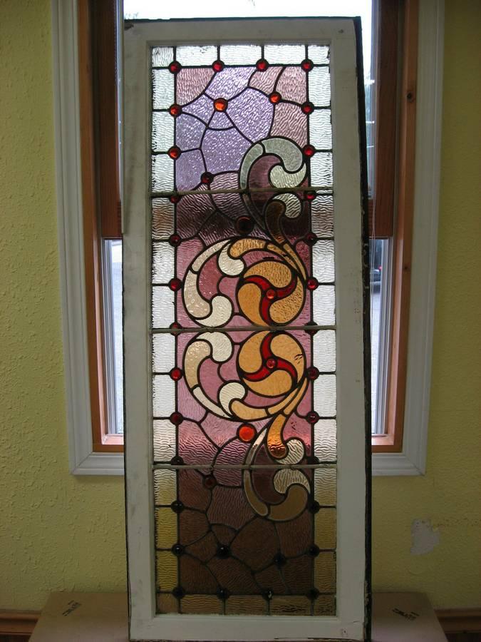 Stained Glass Door Repair Glass Door Ideas